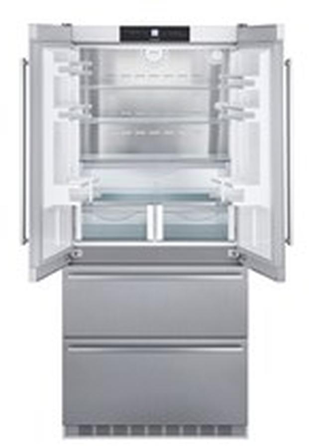 Liebherr CS2082 36in French Door Refrigerator, Stainless